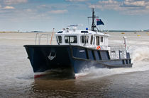 patrol-boat : power catamaran ALN 084 - WAVE GUARDIAN  Alnmaritec