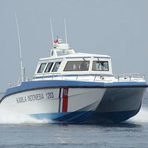 patrol-boat : power catamaran X38 PATROL NorthSeaBoats