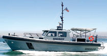 patrol-boat : rigid inflatable boat (in-board, cabin) 44' OPEN OCEAN FAST RESPONSE Willard Marine