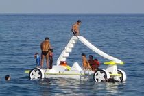 pedal-boat CAR F1 2013 nautica