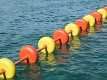 perimeter buoy  Okeanis Aquatic System Constructions