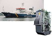 planetary reduction gearbox for ships PLS - PAS RENK Aktiengesellschaft