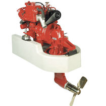 pleasure boat engine : in-board diesel engine 10 - 20 hp (saildrive, indirect injection, natural aspiration) BETA 16 SD (16 HP @ 3600 RPM) Beta Marine