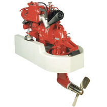 pleasure boat engine : in-board diesel engine 10 - 20 hp (saildrive, indirect injection, natural aspiration) BETA 20 SD (20 HP @ 3600 RPM) Beta Marine