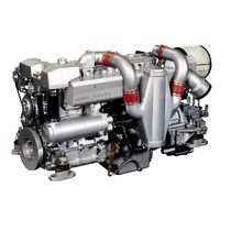 pleasure boat engine : in-board diesel engine 200 - 300 hp (direct injection, turbocharged) DT67: 170 KW (231 HP) VETUS