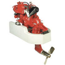 pleasure boat engine : in-board diesel engine 10 - 20 hp (saildrive, indirect injection, natural aspiration) BETA 14 SD (13.5 HP @ 3600 RPM) Beta Marine