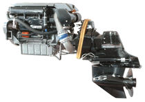 pleasure boat engine : in-board diesel engine 200 - 300 hp (stern-drive, common-rail, turbocharged) LDW 245 JMT PP (240 HP @ 4200 RPM) Lombardini Marine