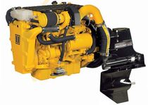 pleasure boat engine : in-board diesel engine 200 - 300 hp (stern-drive, common-rail, variable geometry turbocharger) VF5.220E: 162 KW (220 HP) VETUS