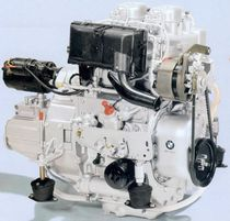 pleasure boat engine : in-board diesel engine 30 - 40 hp (indirect injection, natural aspiration) D35 (30 hp @ 3000 rpm) BMW Marine