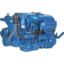 pleasure boat engine : in-board diesel engine 300 - 400 hp (direct injection, turbocharged) T6.300 (308 HP @ 3600 RPM) Nanni Industries