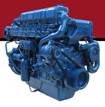 pleasure boat engine : in-board diesel engine 400 - 500 hp (common-rail, turbocharged) 84 CTIM (410 hp @ 2100 rpm) Agco SisuPower Inc