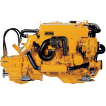 pleasure boat engine : in-board diesel engine 60 - 70 hp (indirect injection, natural aspiration) VH4.65: 48 KW (65 HP) VETUS