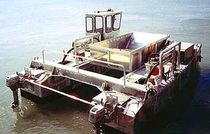 pollution control work-boat : catamaran ODC 800T ORC
