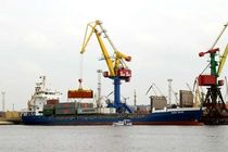 port crane: level luffing crane (rail mounted) 10T-50T BALTKRAN