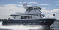 power catamaran : luxury motor-yacht M/V ORZA All American Marine