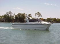 power catamaran : multi-purpose work-boat 4100  COMMERCIAL Noosa Cat Australia Pty