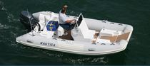 power catamaran : rigid inflatable boat (outboard, center console) 17 CATAMARAN Nautica Ribs