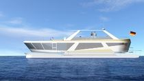power catamaran : luxury motor-yacht 19,5 SD Advanced-Cat-Yachts, Kaptn.Klaus Iwan