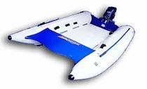 power catamaran : rigid inflatable boat (outboard) THUNDERCAT 4.0 Southern Pacific