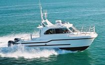 power catamaran : sport-fishing express-cruiser 9000 PROFISHER LeisureCat