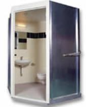 prefabricated bathroom for ships  Jamestown Metal Marine Sales, Inc.