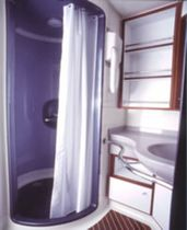 prefabricated bathroom for ships  MAPAC