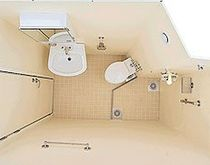 prefabricated bathroom for ships STANDARD TYPE WARTSILA Accommodation Systems Korea