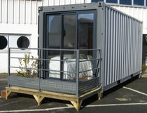 prefabricated cabin for ships  MAPAC