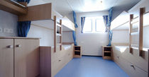 prefabricated cabin for ships CREW R&M Marine Products