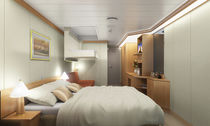prefabricated cabin for ships  INEXA A/S