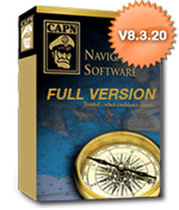 professional boat navigation software  The Capn