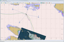 professional boat navigation software PIPELAYING QPS Quality Positioning Services