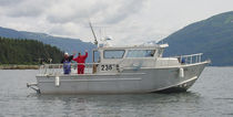 professional coastal fishing-boat (aluminium) MOOSE-N-MAC All American Marine