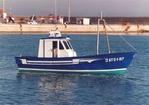 professional coastal fishing-boat LH97 Astilleros Lehimosa