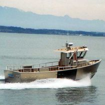 professional coastal fishing-boat 36' DAY CRABBER Rozema Boats Works