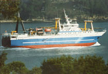 professional fishing-vessel : fishing-trawler (shipyard) 5446 DWT / VLADIMIR STARZHINSKY Factorias Juliana, S.A.U.