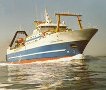 professional fishing-vessel : fishing-trawler (shipyard) 5446 DWT / KAPITAN AZARKIN  Factorias Juliana, S.A.U.