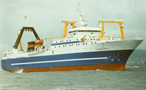 professional fishing-vessel : fishing-trawler (shipyard) 5446 DWT / SOLIDARNOST  Factorias Juliana, S.A.U.