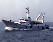 professional fishing-vessel : fishing-trawler (shipyard) MOTOPESCA Bugari