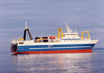 professional fishing-vessel (shipyard) 5446 DWT / KAPITAN DEMIDENKO Factorias Juliana, S.A.U.