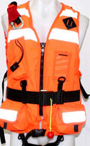 professional inflatable / foam lifejacket SOS-9929-5 SOS Marine