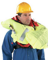professional inflatable lifejacket CHALLENGER PRO 300N International Safety Product