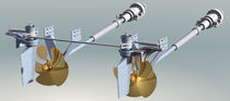 propulsion system for ships (fixed pitch propeller)  Amartech