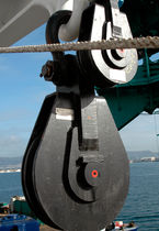 pulley for commerical fishing boats  Industrias Ferri, S.A.