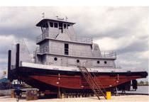 push tug NB120  Shipyard DeHoop