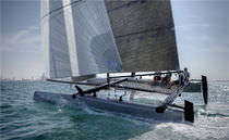 racing catamaran (sailboat) GC 32 The Great Cup BV