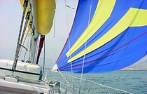 racing-cruising sail : asymmetric spinnaker  FunMar