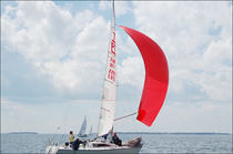 racing keelboat sail : spinnaker (one-design) X-79 WB-Sails