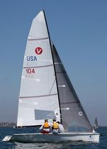 racing keelboat sail : jib (one-design) VIPER 640 Ullman Sails