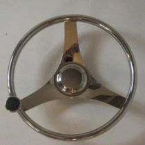 racing power-boat steering wheel SW-SPORT-C-13.5 DiveNdog